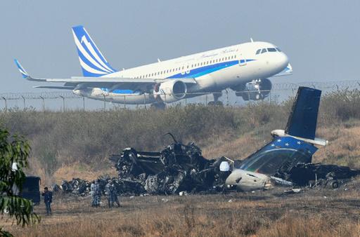 墜落は機長の「情緒不安定」が原因 ネパール事故で調査結果