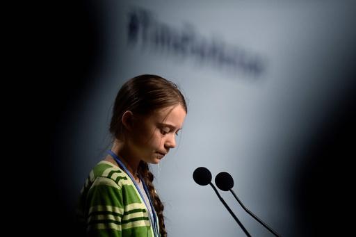 グレタさん、富裕国の気候変動対策を非難 COP25