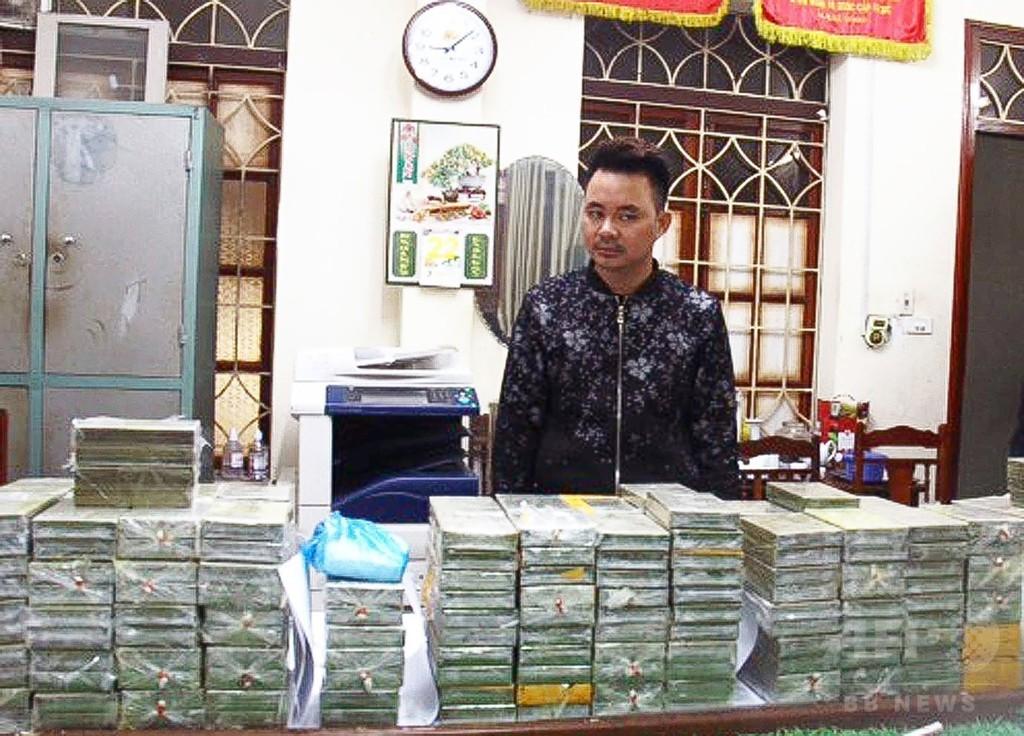 ベトナム警察、2.7億円相当のヘロイン押収 容疑者5人逮捕