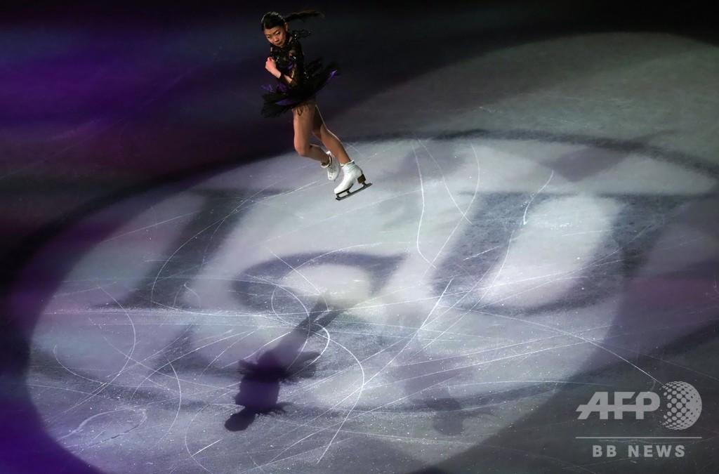 国際スケート連盟、フィギュアなど3競技の世界選手権中止を決定