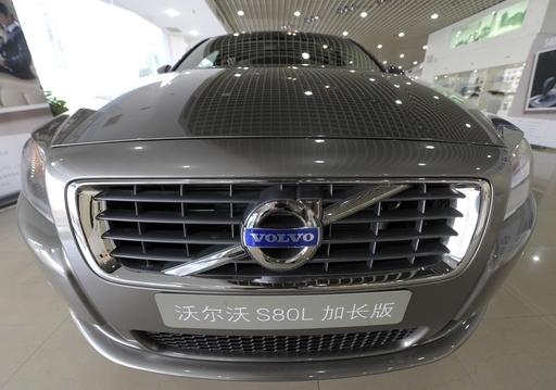 米フォード、ボルボの「望ましい売却先」に中国・吉利汽車