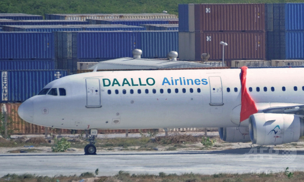 ソマリアの機内爆発で犯行声明、アルシャバーブ