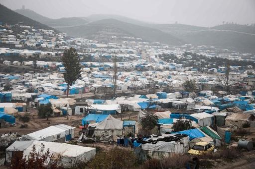 シリア内戦勃発からもうすぐ9年、死者38万人に シリア人権監視団