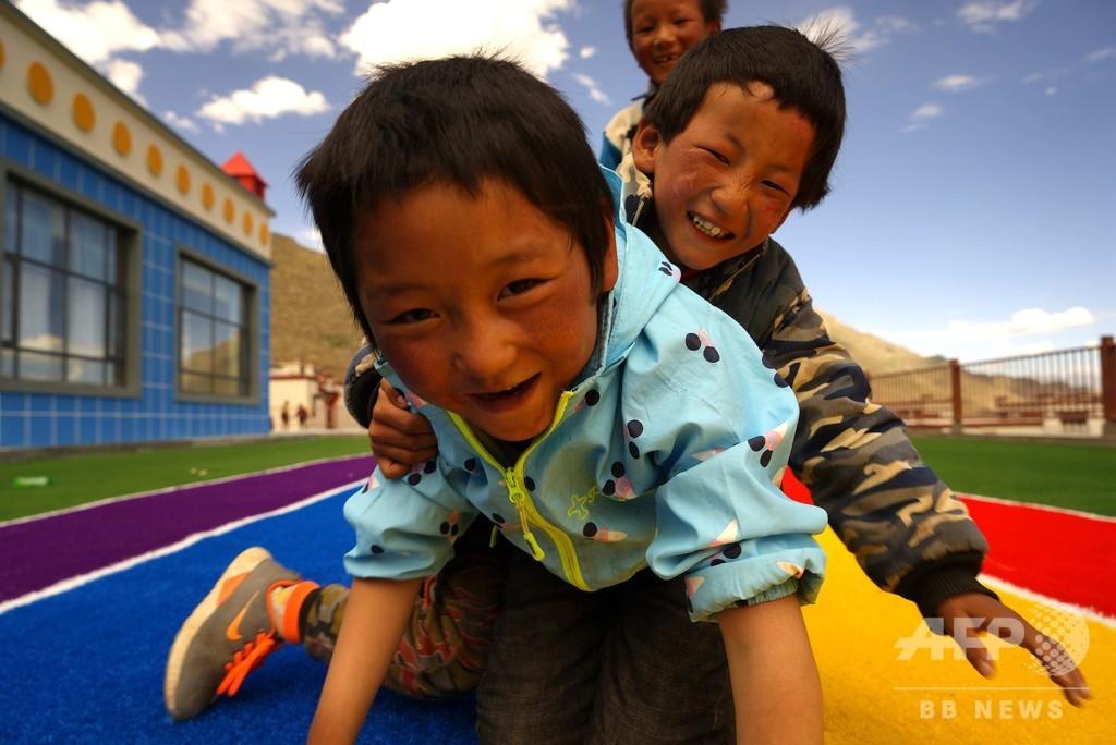 中国チベット自治区で進む農牧民の転職、安定した生活を確保