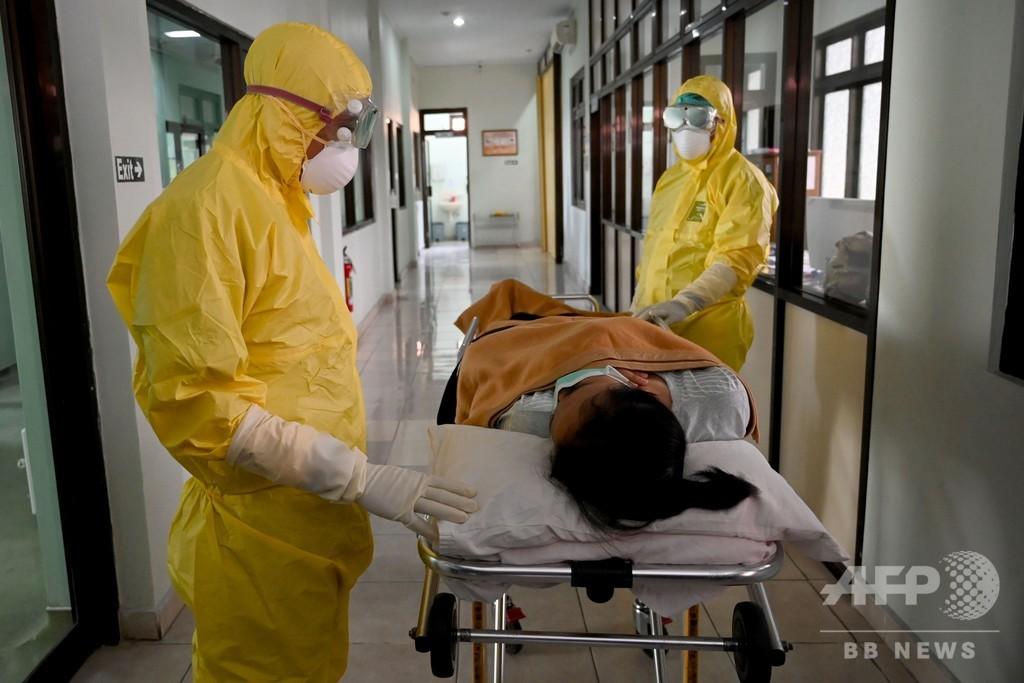 インドネシア、新型ウイルス感染者ゼロに疑義呈した米研究に反論