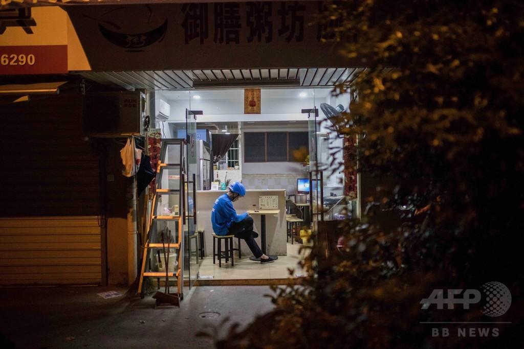 中国・出前ライダーたちのW杯(3)配達時間と評価と罰金の物語