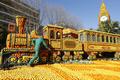 あれもこれも全部フルーツ、南仏「レモン祭り」