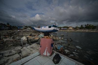スラウェシ島地震・津波、捜索打ち切り 現在も5000人が行方不明