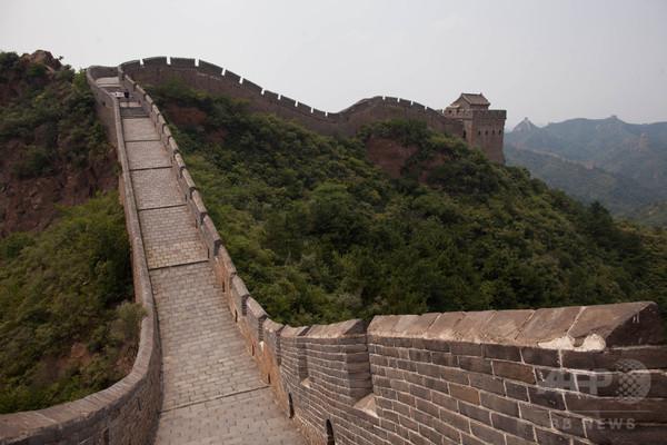 万里の長城、明朝時代の3割が消失 風化やれんが盗難で