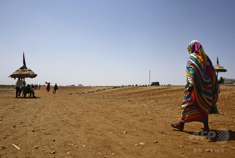 南スーダンで市民6000人以上が避難 政府軍と反政府勢力が交戦