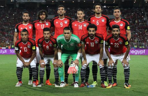 エジプトが23人のW杯メンバーを発表、負傷のサラーも名を連ねる