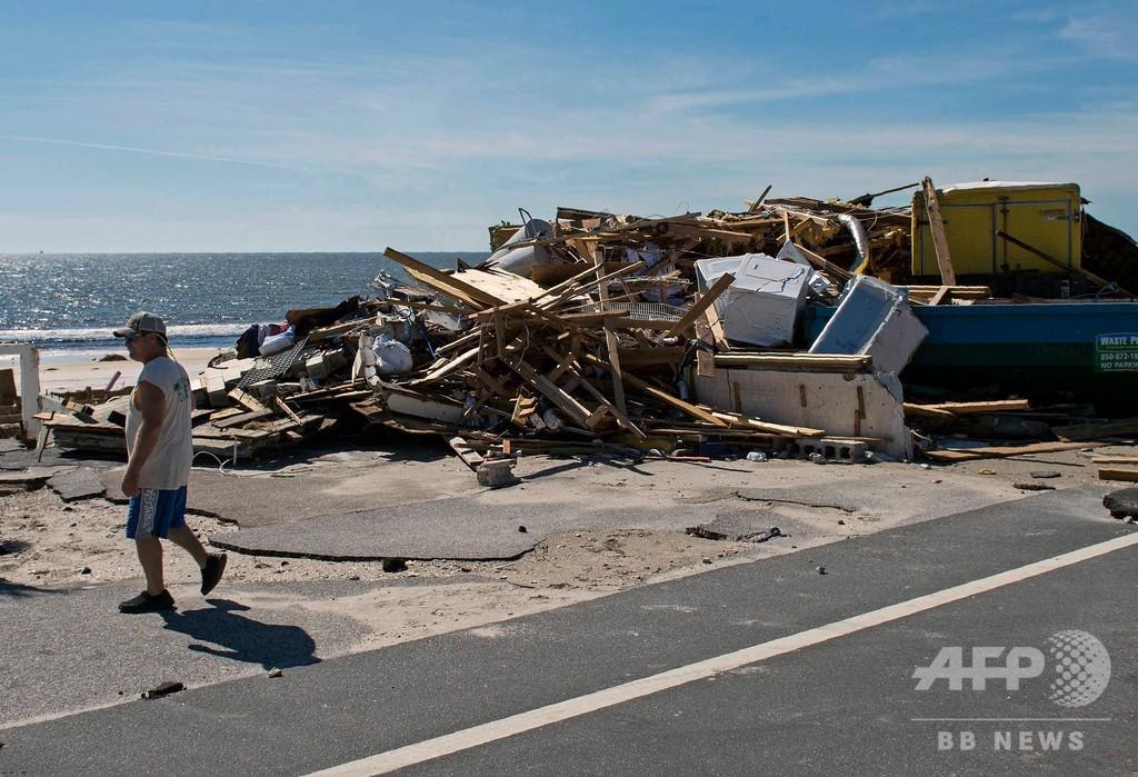 怪物ハリケーン「マイケル」の死者17人に、 フロリダ州北西に深刻な被害