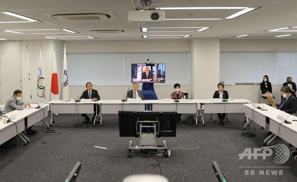 東京五輪、ワクチンなしでも開催可能 IOC会長