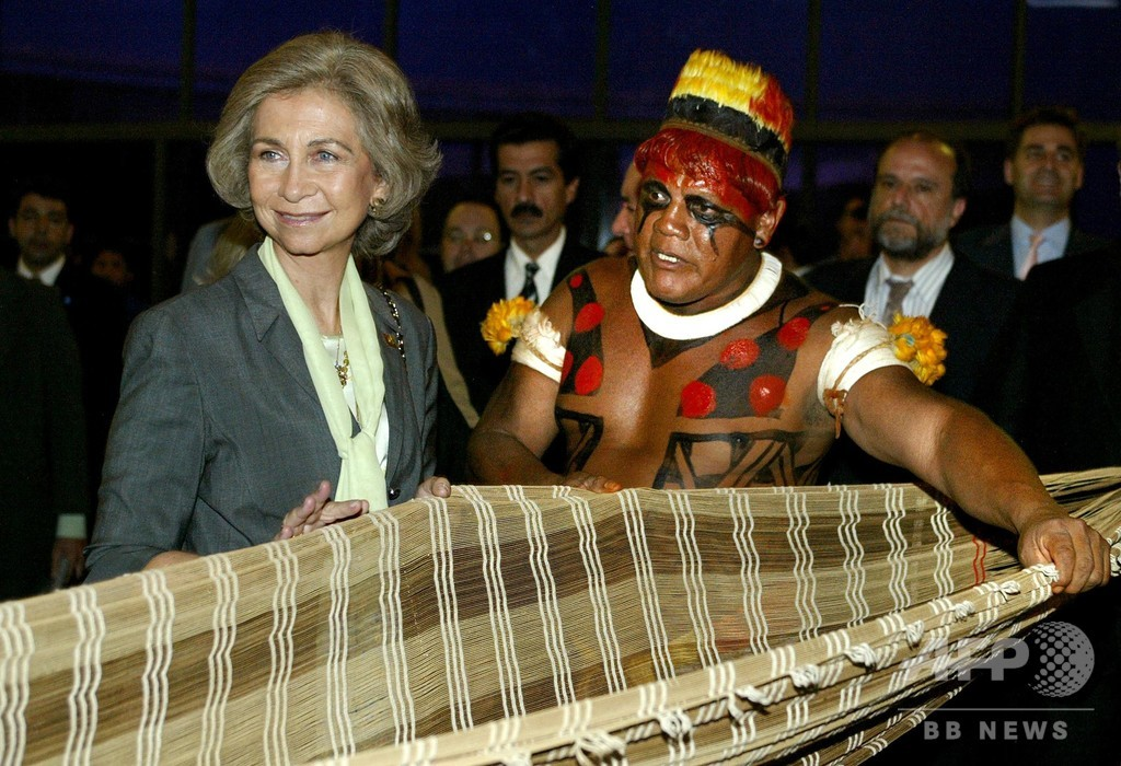 ブラジル先住民のアリタナ長老、コロナ合併症で死去