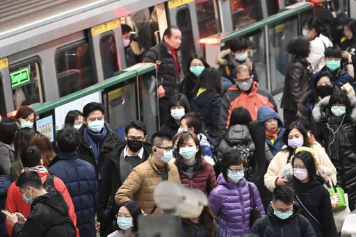 台湾「中国と混同しないで」 新型ウイルスめぐる渡航制限