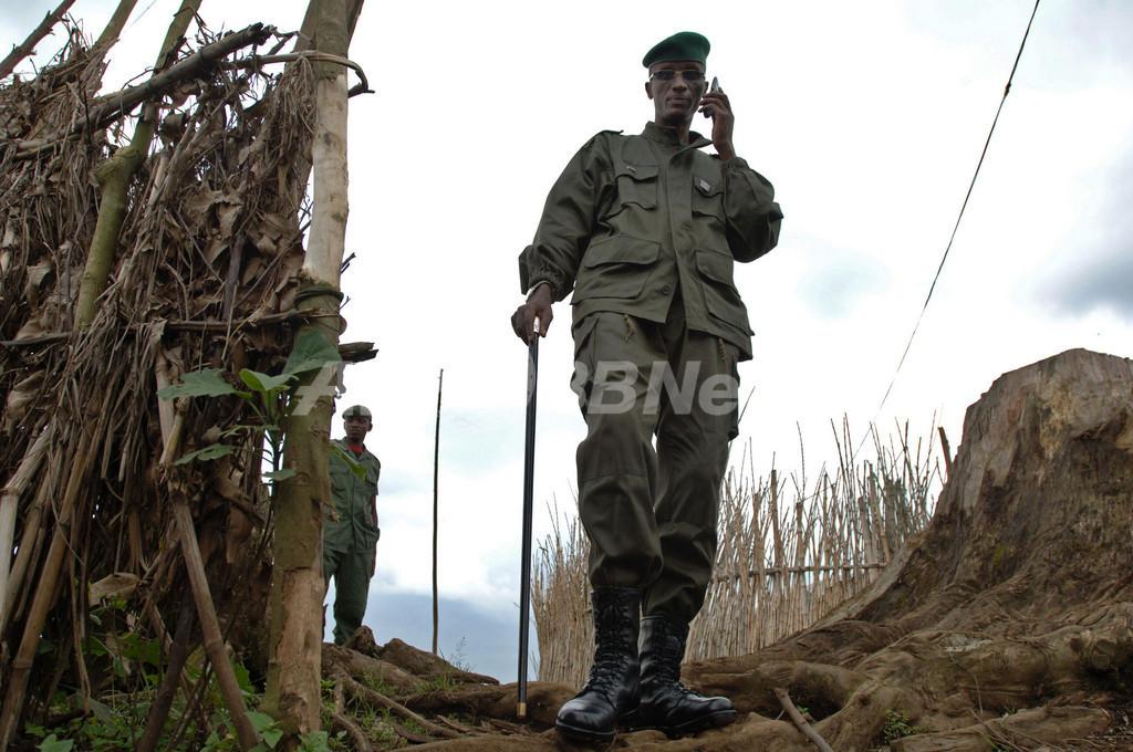 コンゴ反政府勢力、避難民支援団体に「人道的通行」を許可