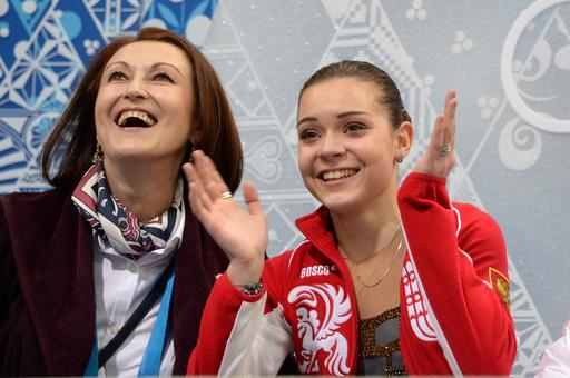 フィギュアスケート女子シングル最終結果、ソチ五輪