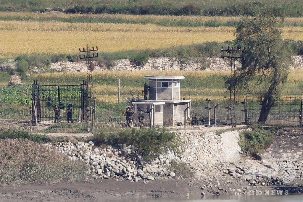北朝鮮、遺体捜す韓国海軍に「領海侵犯」警告 独自の捜索も