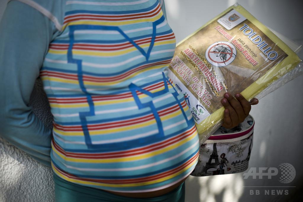 妊婦279人、ジカ感染の恐れで経過観察 米疾病対策センター