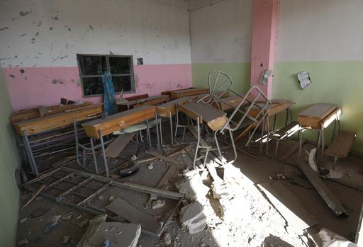 子ども数千人が教育を受ける機会失う恐れ、シリア北西部 NGO