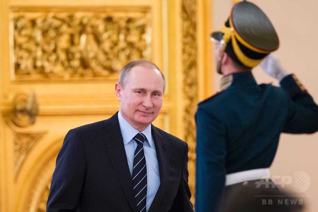 プーチン大統領、「国家親衛隊」「祖国歴史財団」創設へ