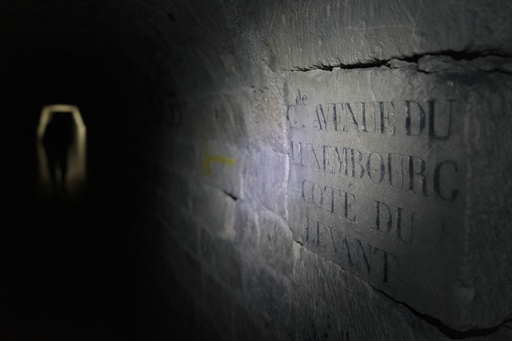 【AFP記者コラム】パリのアンダーグラウンド