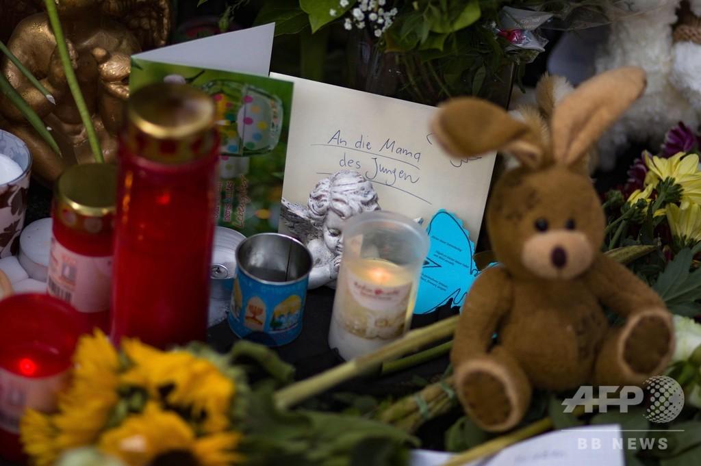 ドイツの駅で8歳児押し死亡させた男、精神鑑定へ 外国籍で3児の父親