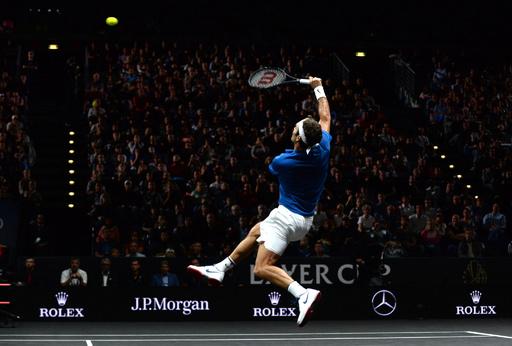 男子テニス界に新風、新設レーバー・カップがファンの心つかむ