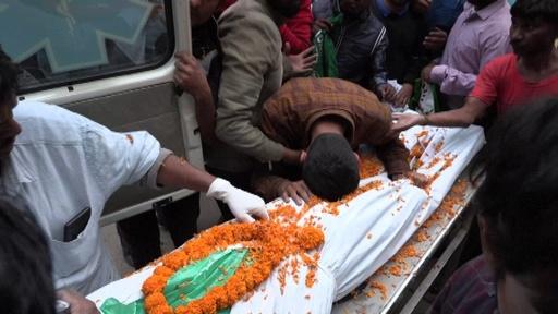 動画:インド、市民権法めぐる抗議デモで6人死亡