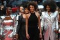 黒人女優たちもレッドカーペットで差別非難、カンヌ国際映画祭