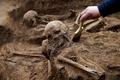 人身御供の痕跡か、東周時代の祭祀(さいし)跡から発掘 中国・山東