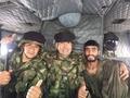 ジャングルで不明のコロンビア兵、23日ぶり生還 食料は生ガメ