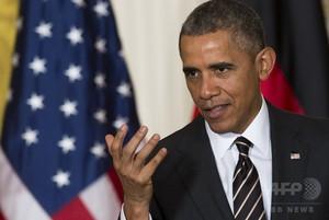 オバマ米大統領、おちゃめな動画をネットで公開