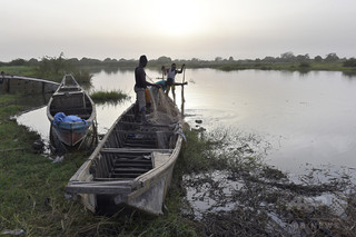 ボコ・ハラム、チャド湖で漁師31人を殺害 ナイジェリア