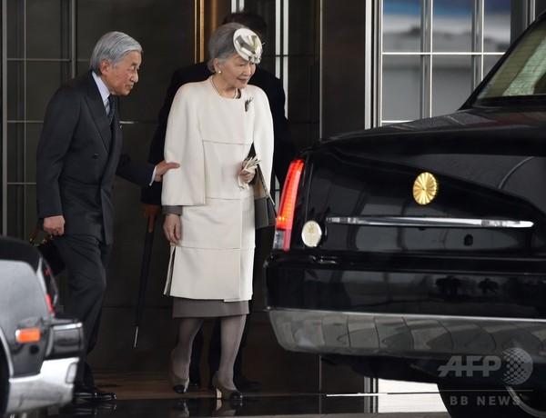 天皇、皇后両陛下パラオに到着 戦没者を慰霊へ
