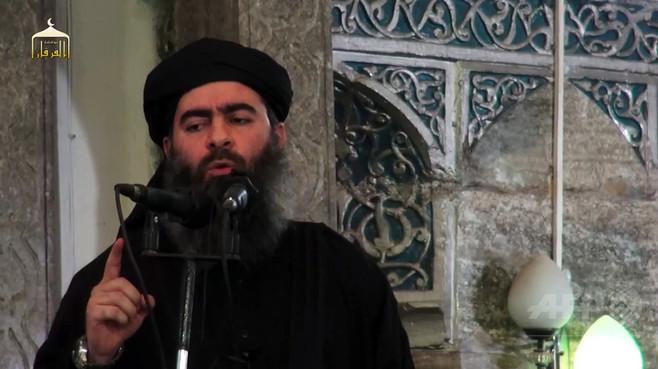 IS最高指導者はいまだ生存、米国防総省報道官
