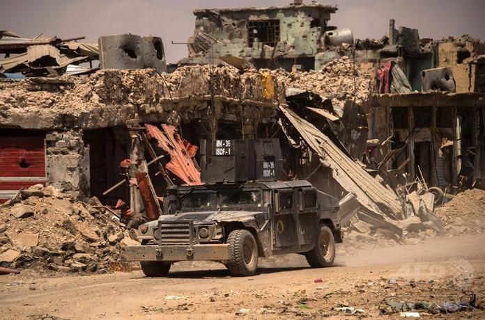 イラク部隊の「捕虜処刑」動画、ネットに投稿 当局が調査