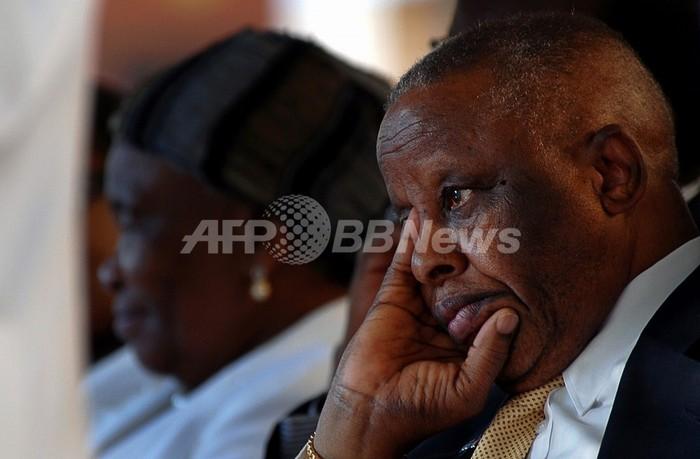 「アフリカ版ノーベル賞」、ボツワナ前大統領が受賞