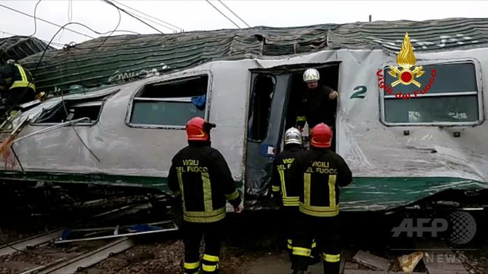 伊ミラノで通勤列車脱線、1日1本のたばこでも、EU、アフガニスタン首都のホテル襲撃、日本企業初の、