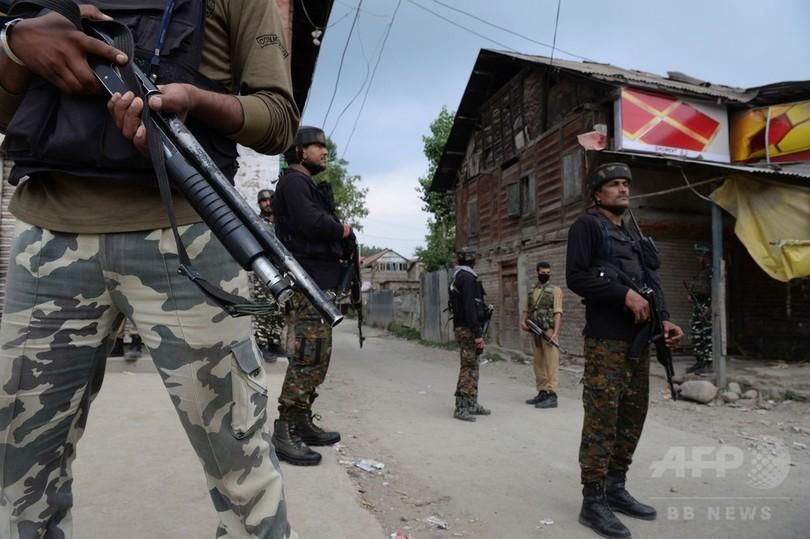 巡礼中のヒンズー教徒、襲撃受けて7人死亡 印カシミール