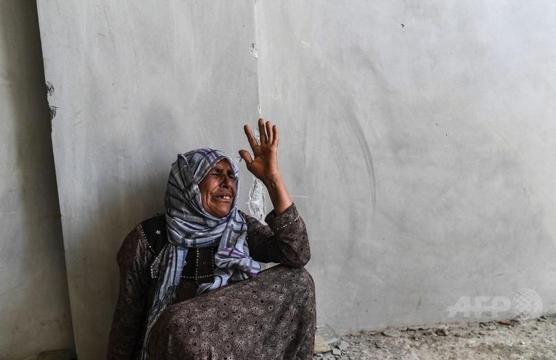 IS「首都」ラッカ市内に米軍部隊、奪還作戦を支援
