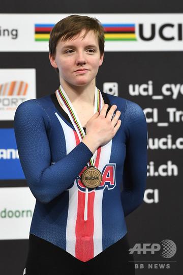リオ五輪銀メダリストの米女子自転車選手が自殺、23歳