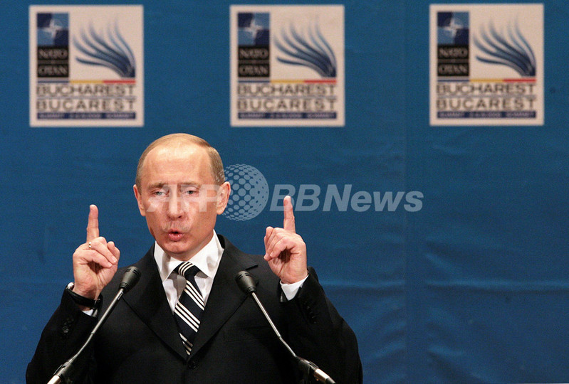 ロシア大統領、NATO首脳と会談 「冷戦回帰」否定でも成果なし