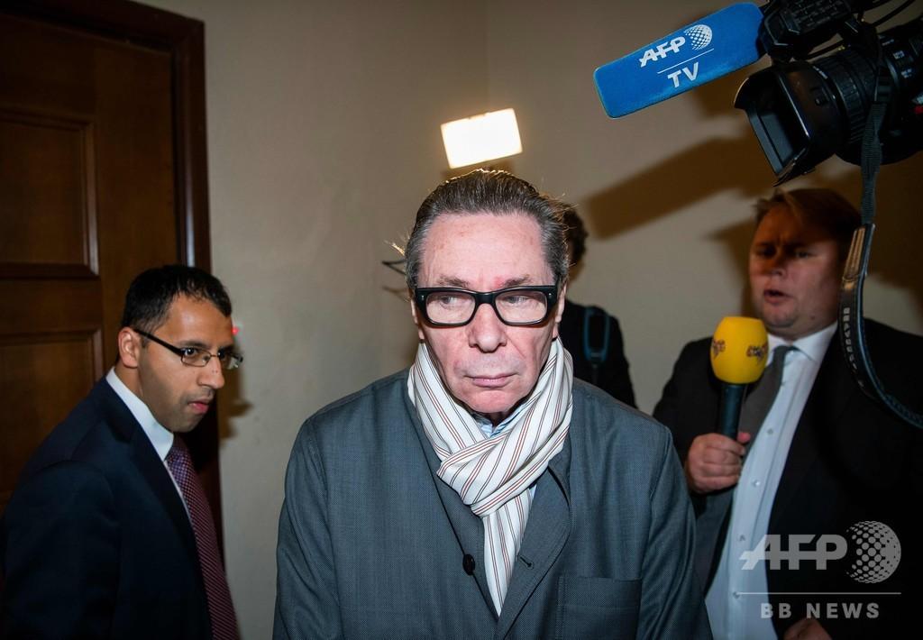 ノーベル文学賞の混乱招いた仏文化人、強姦罪で禁錮2年の判決