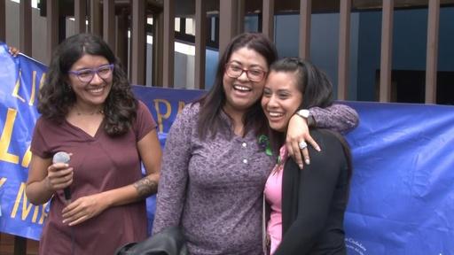 動画:レイプで妊娠・死産、反中絶法で収監中の女性に逆転無罪 エルサルバドル