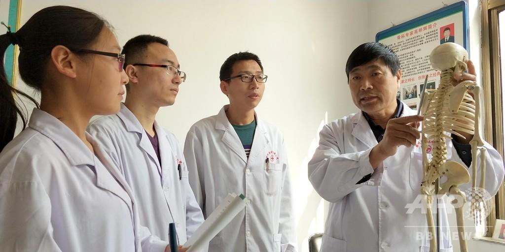 「10人中9人が頸椎に疾患」 中国で将来、職業病となるのか?