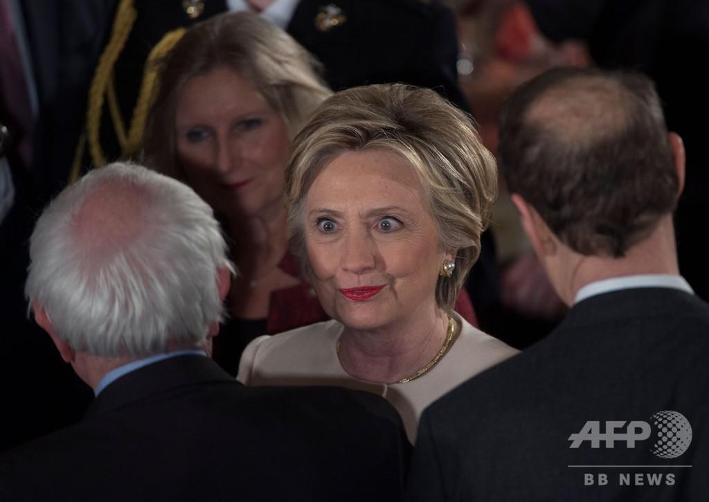 米民主党、大統領候補指名で特別代議員の投票権を制限