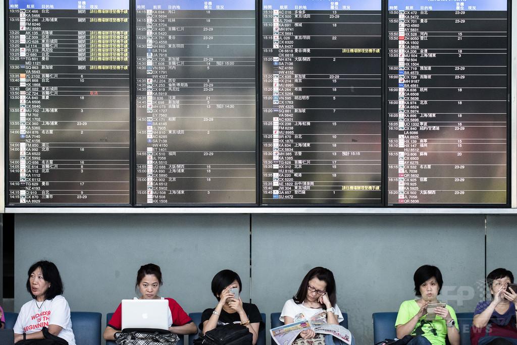 「台湾は中国」の表記要求、期限迎えるも複数の航空会社は変更なし
