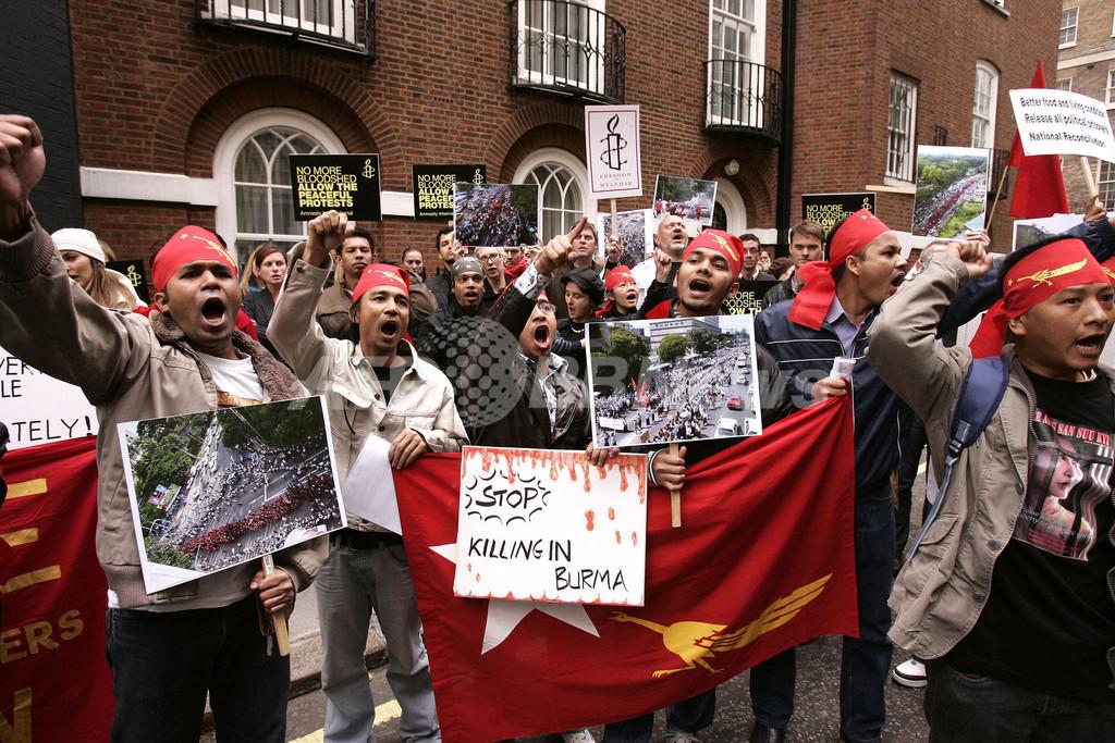 「国境なき記者団」、長井さんの死でミャンマー軍事政権を非難
