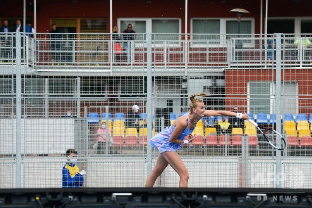 女子テニスのプラハ大会、観客最大2000人を入れて開催へ